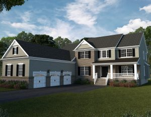 Milford Estates will be the newest enclave of homes offered by developer Regal Homes