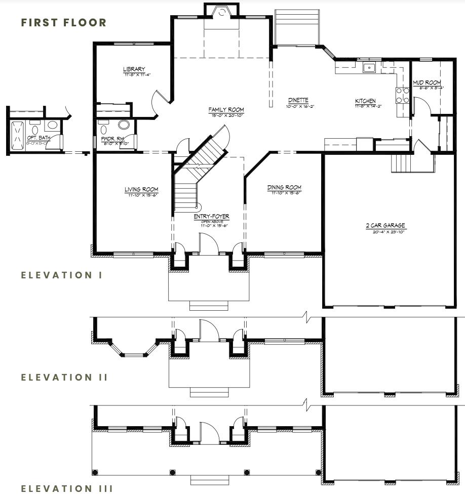 Charleston Floorplan 1