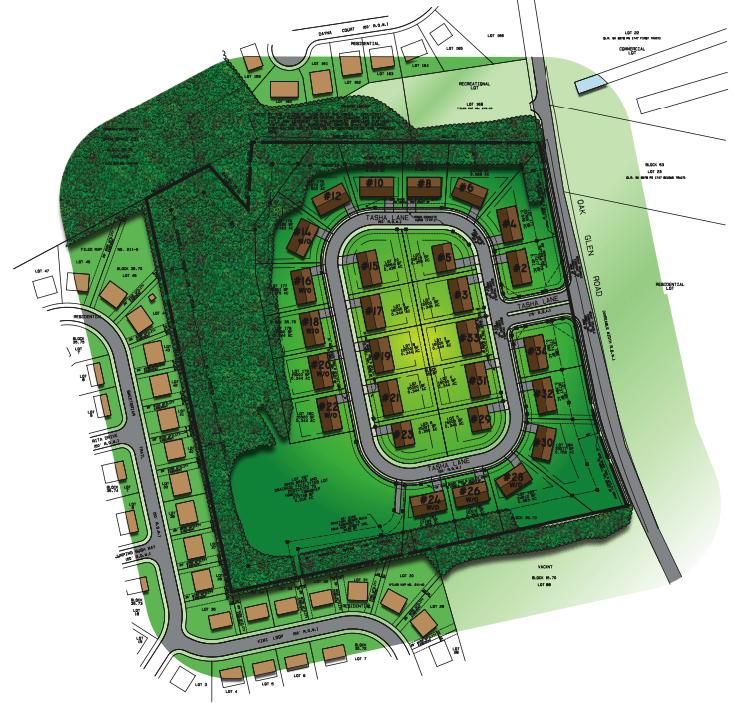 HP Site Plan